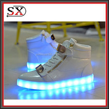 Anpu led wearing sneakers led 2016 led shoes led clignote chaussures