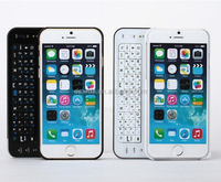 Ultra-thin wireless sliding bluetooth keyboard for iPhone