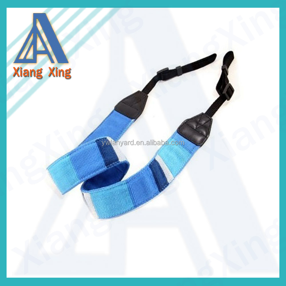 Customized silkscreen printing camera strap lanyard