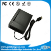 Hot USB desktop 125Khz Reader MF1 13.56Mhz Optional 125khz id card reader metal case