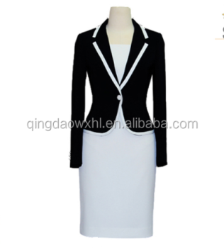 Women S Suits Professional Dress For Women S Wear Uniform Buy