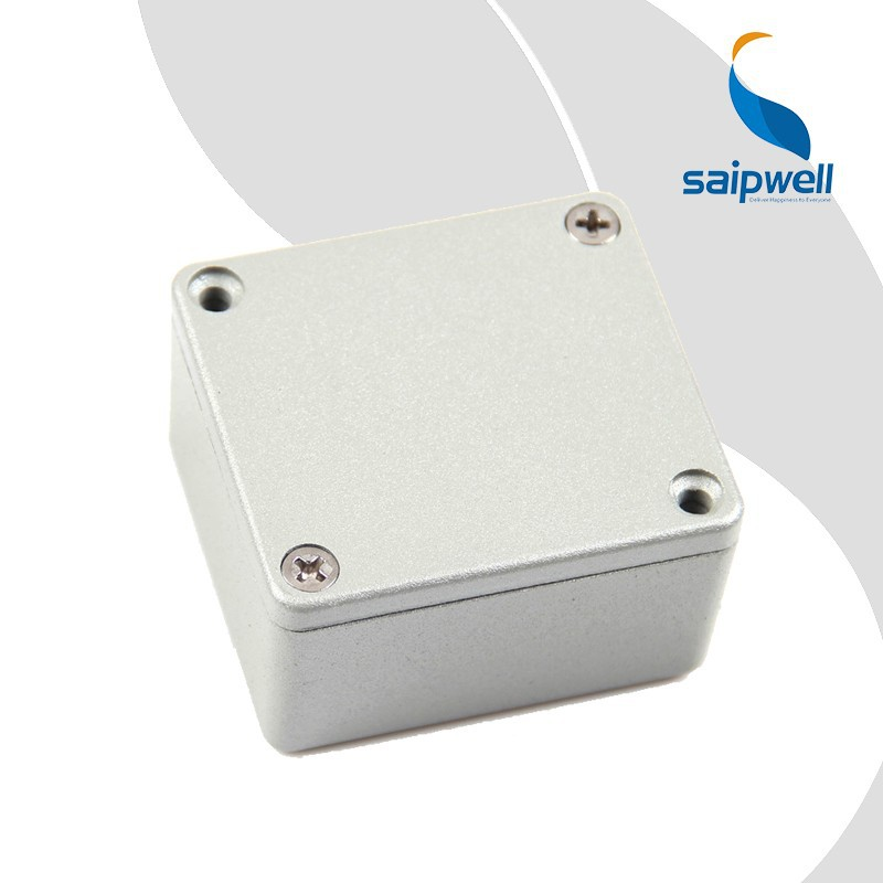 SP-FA18 Saipwell/ Saip Enclosure for Electronic Custom China Aluminum Cable 56mm Saip Die Cast Aluminum Enclosure