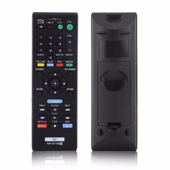TV Remote Control RMT-B119A For SONY Blu Ray Player