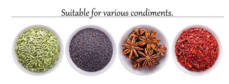 Food Grade Groothandel Roestvrij Staal Handmatige Zout en Pepermolen set van 2