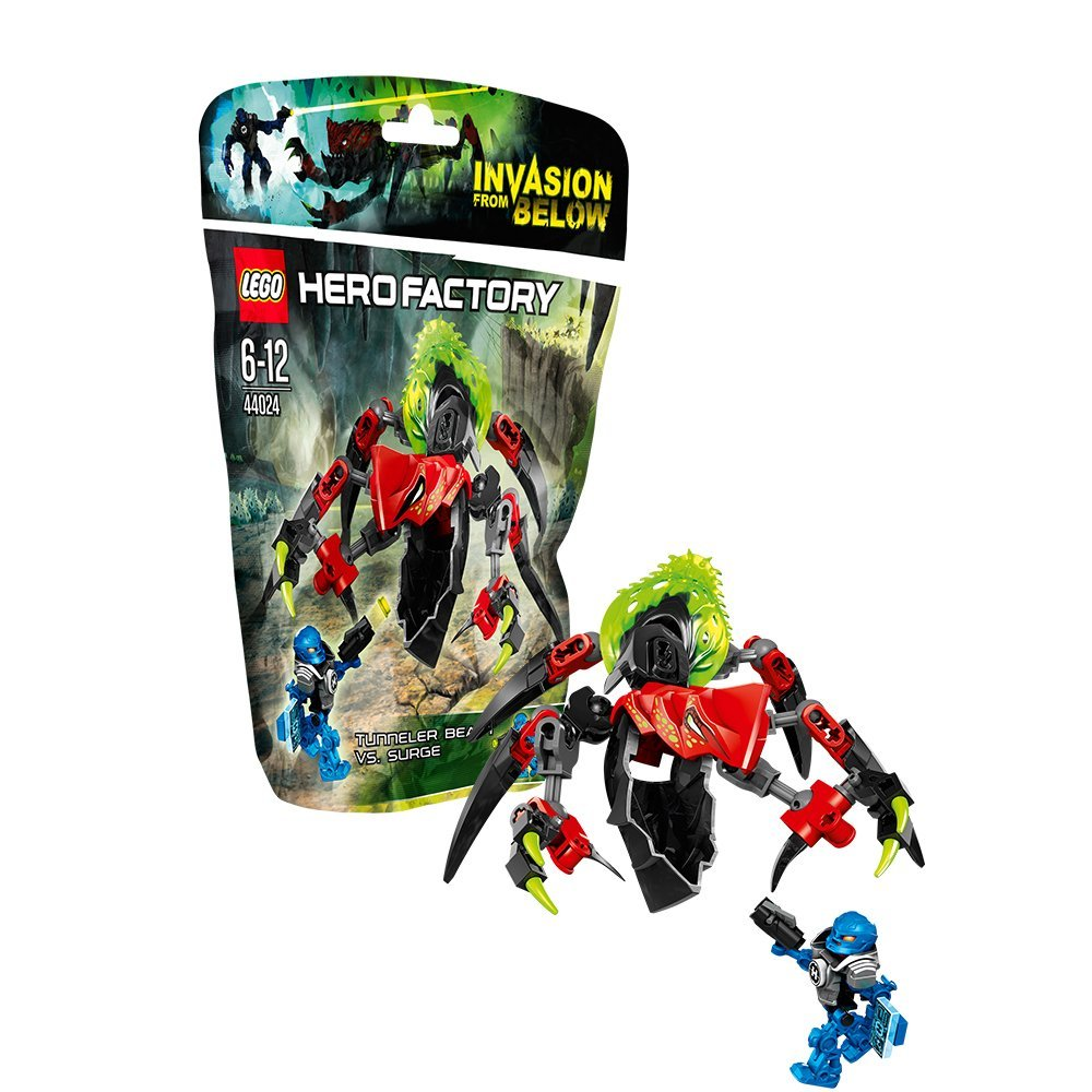 Buy Lego 44011 Hero Factory Frost Beast 60 Pieces In Cheap Price