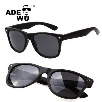 249ead3d4e4abe ADE WU 2017  1 lunettes de soleil homme personnalisé offre de logo rétro  propre marque UV400