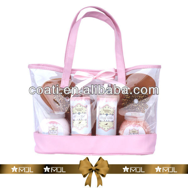 EVA slipper in foot care set business bath spa gifts custome logo