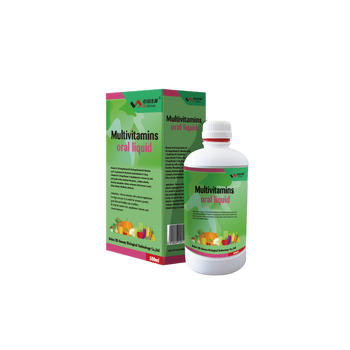 Multivitamin oral liquid nutritional healthy
