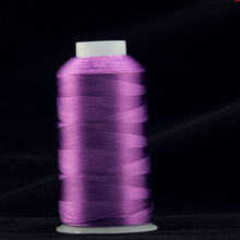 100% polyester rayon embroidery sewing thread embroidery thread