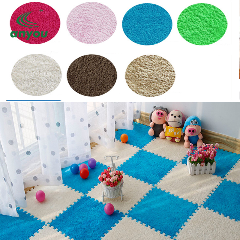 Eco-friendly Non-poisonous high quality baby activity Custom Print Baby Care Crawl Play Mat