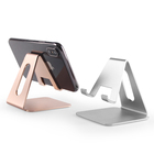 Mini hands free fixed table desktop smartphone mobile phone holder stands support for iphone zte s9