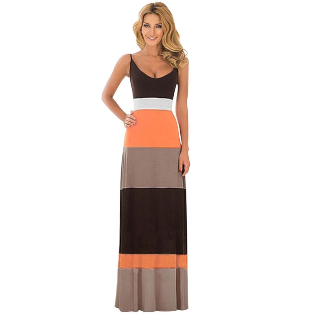 Summer Maxi Dresses 2016