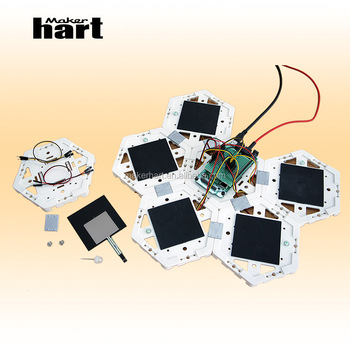 Maker hart for Arduino MIDI controller Board Kit 3.5mm by Taiwan