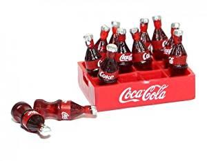 Team Raffee Co. #BRSCAC010 RC Scale Accessories - Realistic Plastic Coke