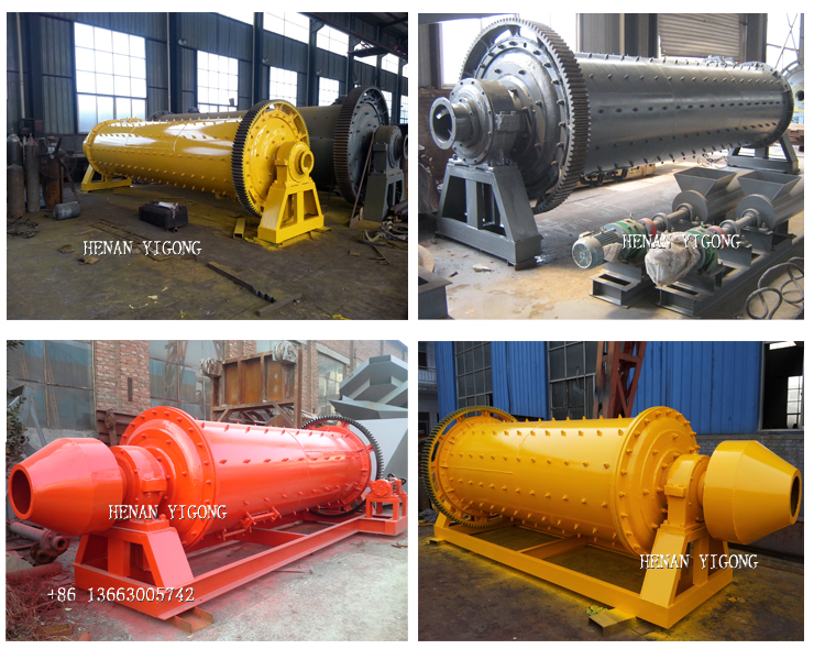 China mining machine supplier wet ball mill used in gold processing plant in Africa