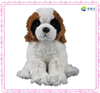 barking electronic dog soft toy