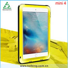 For Ipad Mini 4 Gorilla Glass Screen Case/Drop Resistant Rugged Case For Ipad mini4