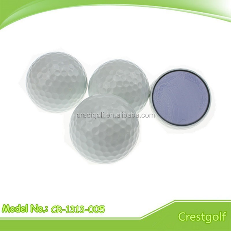 Golf Three Layer Tournament Balls OEM Three Piece Golf tournament ball