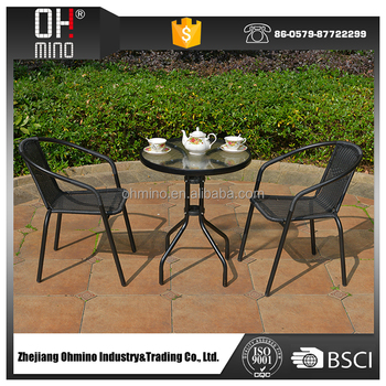 Chinese Style Outdoor Furniture High Back Rattan Set Rooms To Go