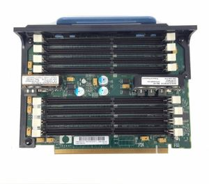 Tested ok and working system board ML370 G5 server memory / RAM expansion riser board 409430-001
