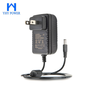 12 vdc / 1 a switching mode power supply 12 volts 1 amp dc transformer smps 12v 1a ac dc wall adapter