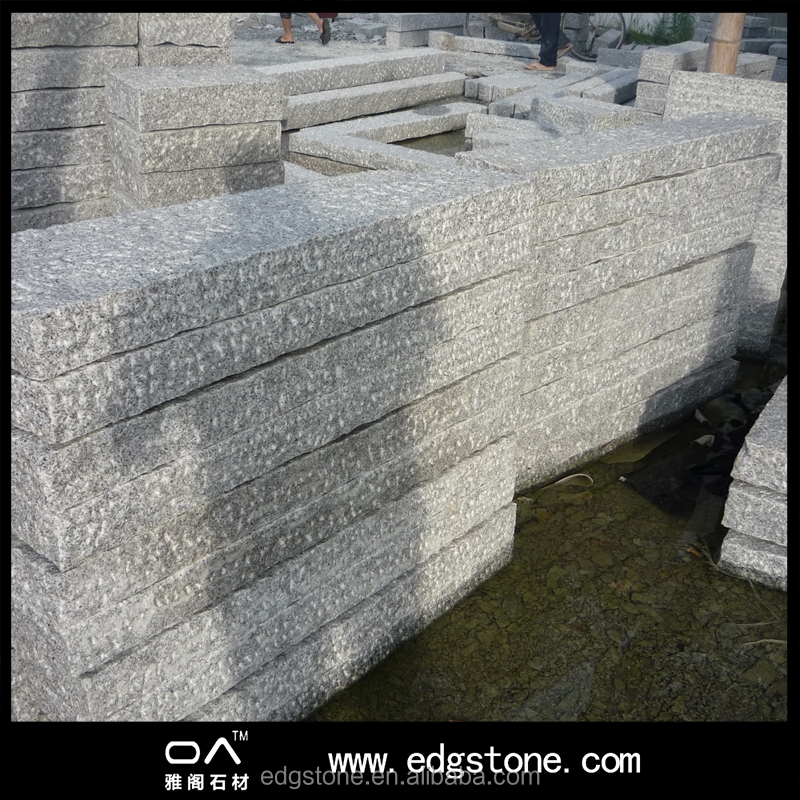 G603 Grey Granite Road Granite Kurb Stone