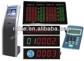 Ruize Queue Number Call Display System/queue Management Display ...