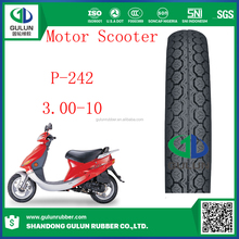 Cheap Motor Scooter Tire 120/90-10 130/60-10 110/90-10 350-10 10 Inch Scooter Tyre Factory