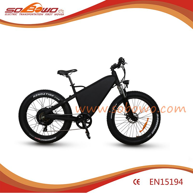 Tour riding Fat tyre Electric Bike manufacturers suppliers