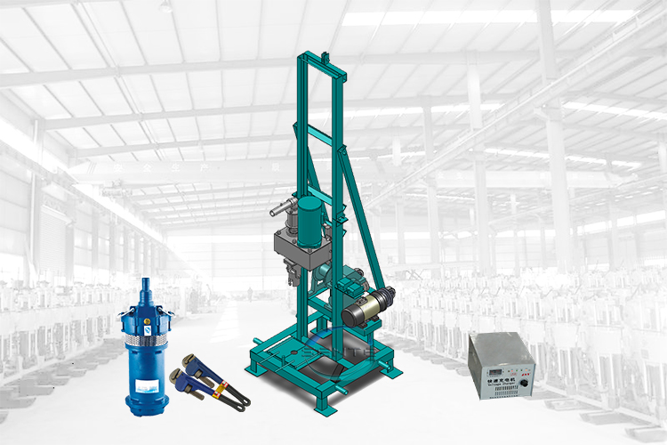 2018 New Type AKL-150P water drilling machine prices