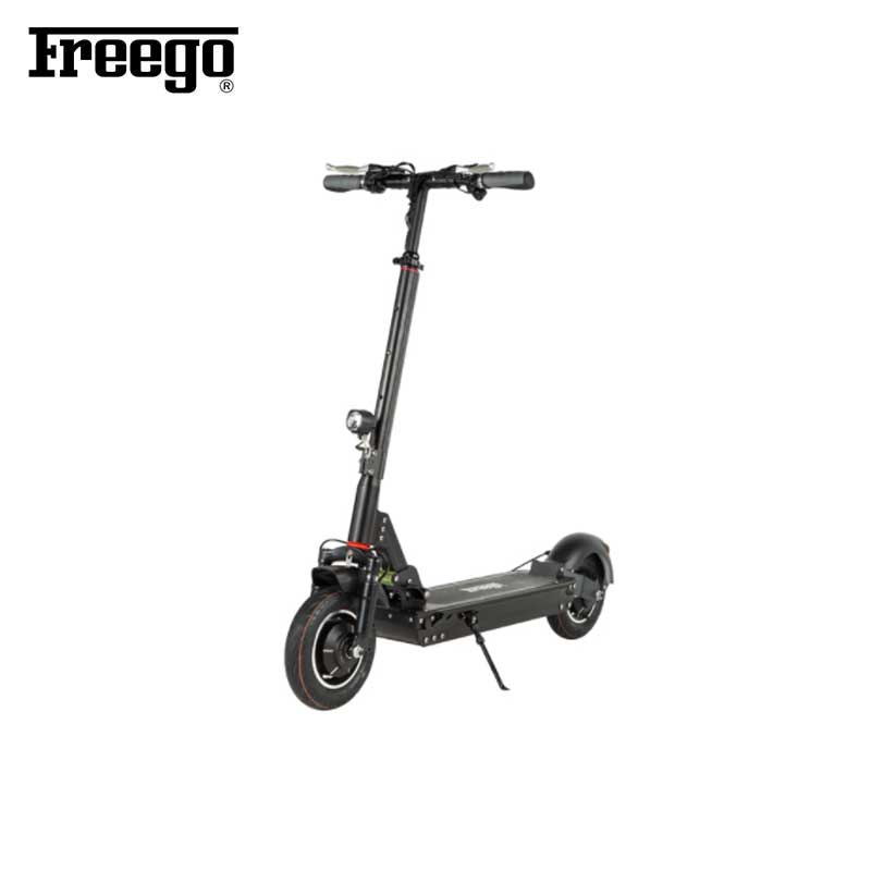 New Dual Motor Li-ion Battery Two Wheels Foldable Electric Scooter 1000W