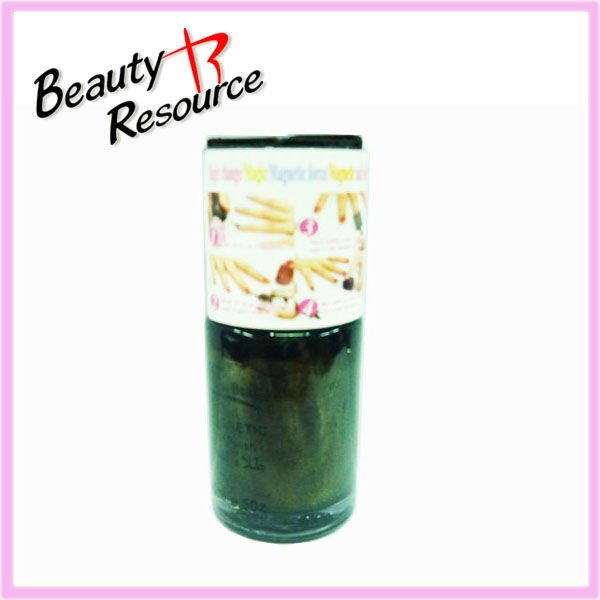 NP8043 beauty resource magnetic nail polish with magnet make your finger more shine