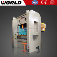 JW36 model 250ton H frame metal stamping press machine