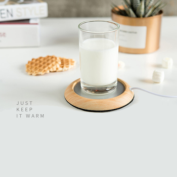 Heating Coffee Milk Tea Cup Usb Warmer Cup