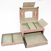 Cufflinks manufacturer malaysia girls custom jewelry box for jewelry