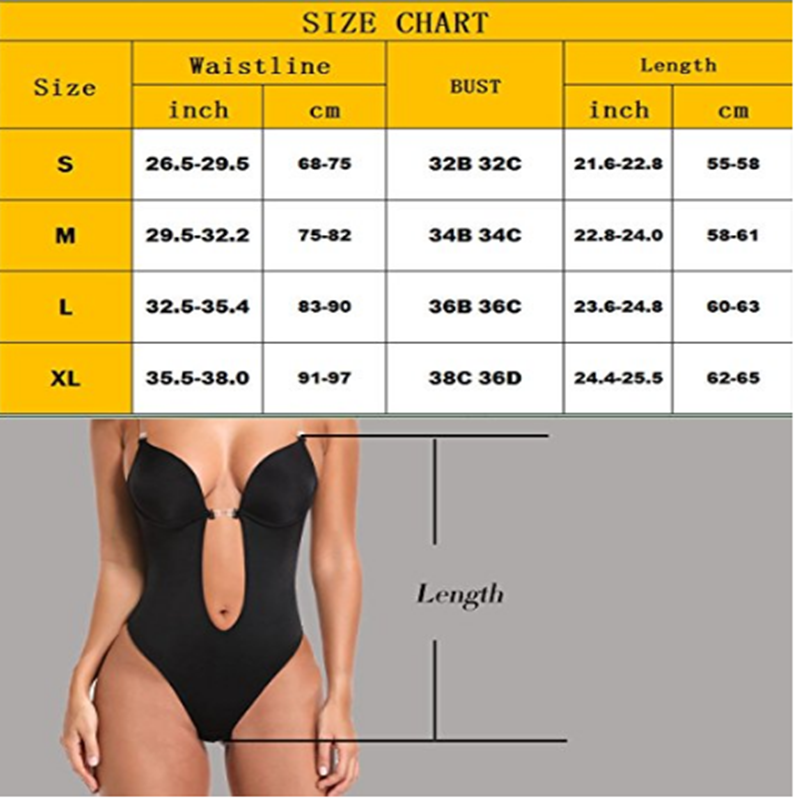 2a099dcb83 Direct manufacturer backless full body shaper thong conjoined bra for women  with dress