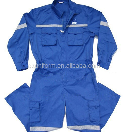 Cheap safety winter coverall workwear uniforms / working coverall