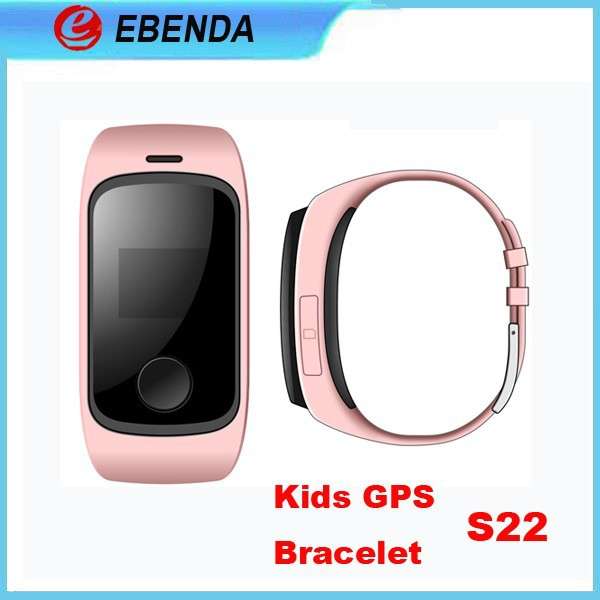 New arrival GPS watch tracker for outdoor traveling suit for children and old man