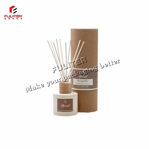 New design popular paper cardboard packaging reed diffuser box