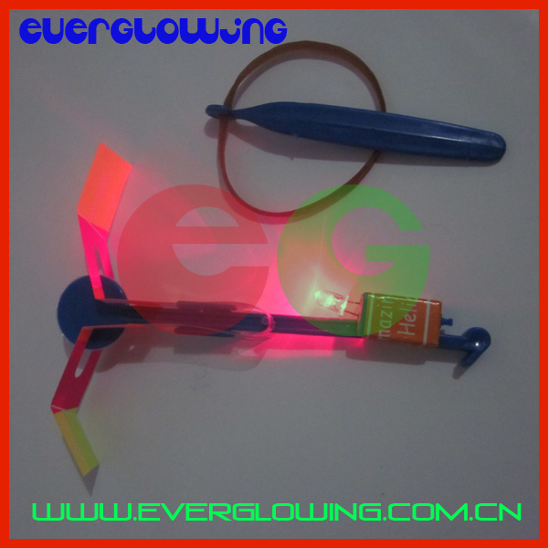 LED Flashing arrow other classic Toys Type LED Flying helicopter