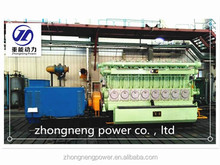 china Natural Gas powered Generator set price