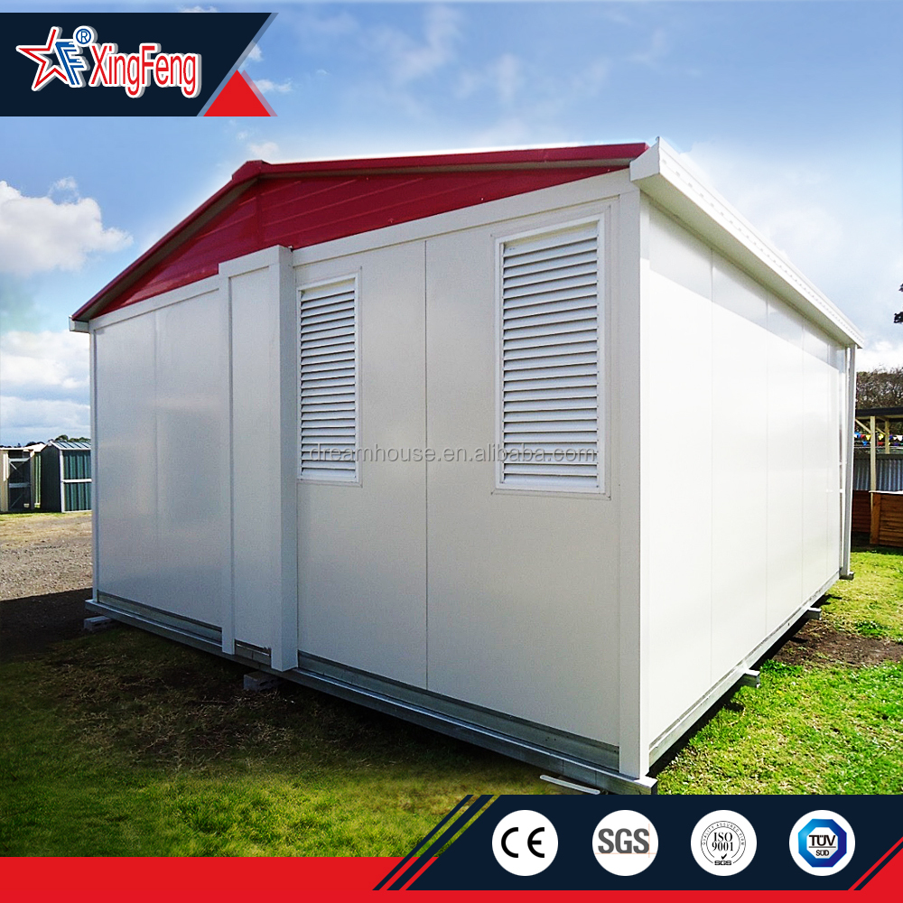 House Plan Australia Expandable Container House / Sandwich Panel House /Granny Flat manufactured in China
