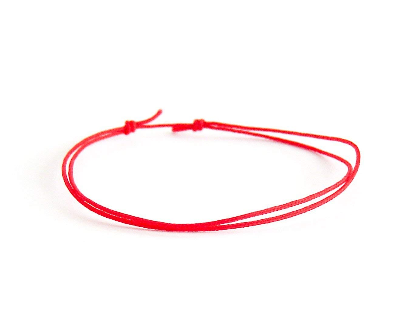 Red Bracelet For Protection Lucky String Men And Women Adjule Buddhist Or Feng Shui