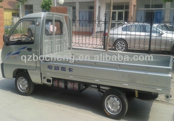 Electric Vehicle for Express Company 65kw/h (160KM=1USD)