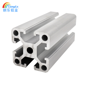 Anodized Industrial Alloy Extruded Good Industry Aluminum Profile 4040HW