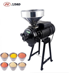 NDRD Household grain pulverizer price/corn disk mill/cereals grinding machine