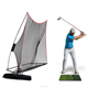 2018 Newest inflatable golf practice net target for sale
