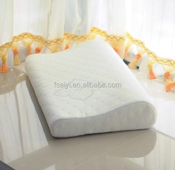 new style sleep well orthopedic pillow