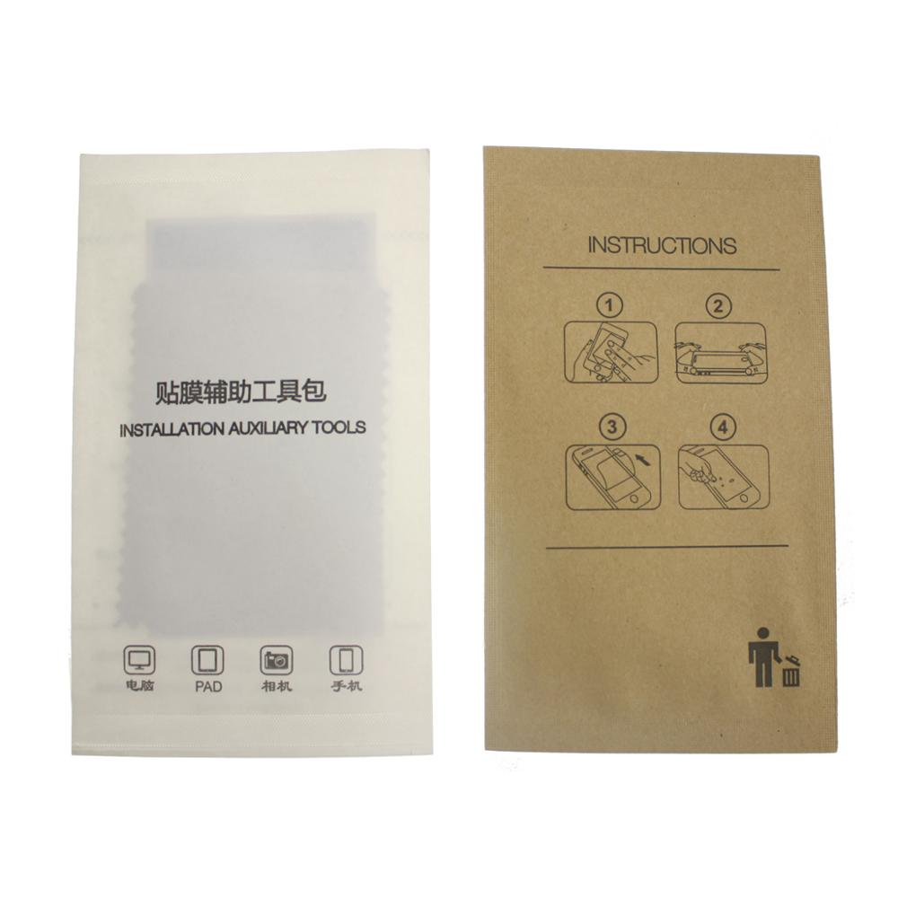 installation cleaning kit for iphone screen protector