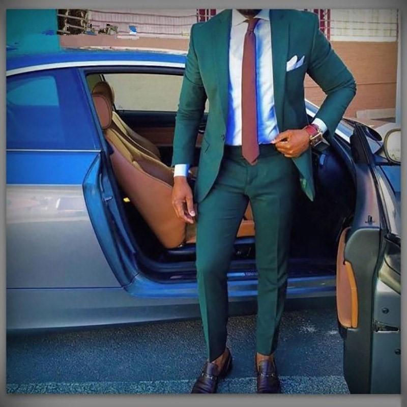 Alibaba.com / Custom Men's West Slim Fit Groom Dress Ball Fashion Trends Latest Jacket Pants
